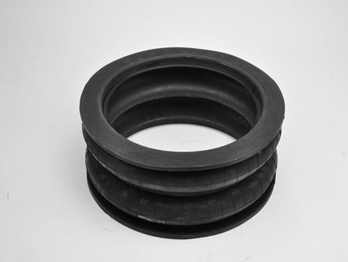 空气弹簧作为减震器具有哪方面的优点?